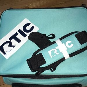Kitchen - New with tags RTIC Aqua colored 28 can day cooler